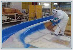 FSP-SC Spritzbare Kernwerkstoffe